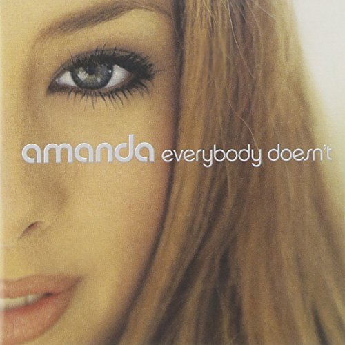Amanda Everybody Doesn't Enhanced CD