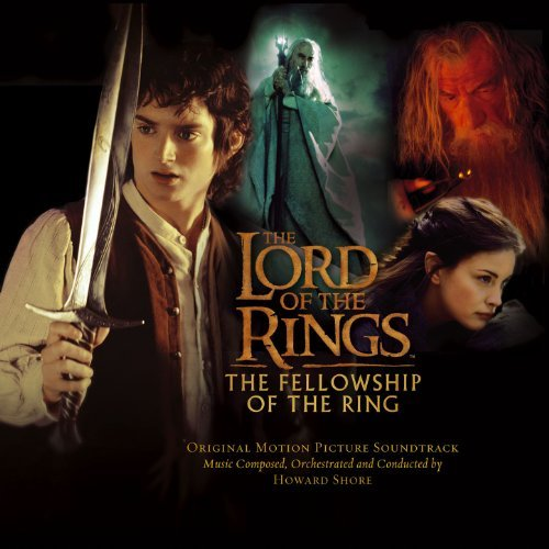 Various Artists Lord Of The Rings The Fellows Enya Shore Fraser Ross London Philharmonic Orchestra
