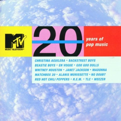 Mtv 20 Years Of Pop Music Mtv 20 Years Of Pop Music Madonna Rem Morissette Tlc Envogue Red Hot Chili Peppers