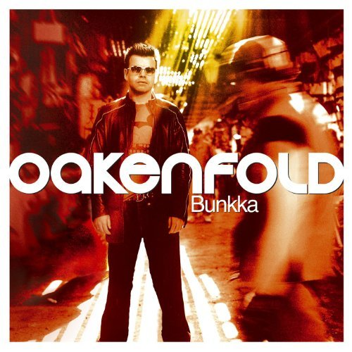 Paul Oakenfold Bunkka Enhanced CD