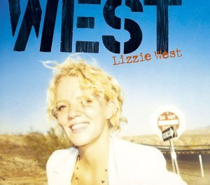 Lizzie West Lizzie West Ep CD R