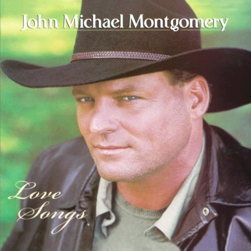 John Michael Montgomery Love Songs CD R