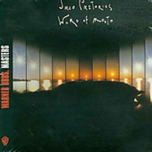 Jaco Pastorius Word Of Mouth Import Gbr