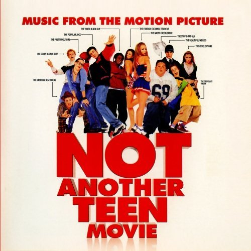 Not Another Teen Movie Soundtrack CD R Smashing Pumpkins Orgy Mest
