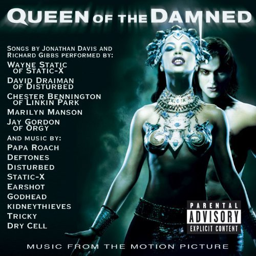 Various Artists Queen Of The Damned Explicit Version Deftones Marilyn Manson Tricky