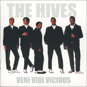 Hives Veni Vidi Vicious CD R