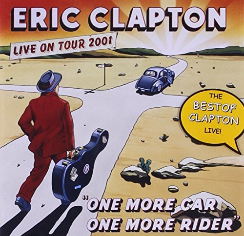 Eric Clapton One More Car One More Rider 2 CD