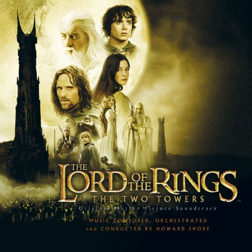 Various Artists Lord Of The Rings Two Towers