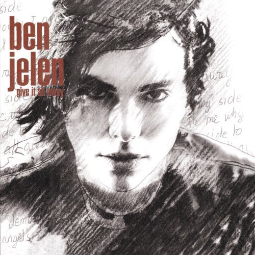Ben Jelen Give It All Away CD R
