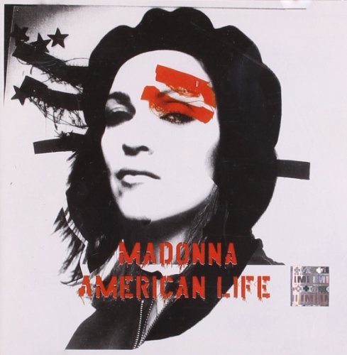 Madonna American Life Clean Version Enhanced CD