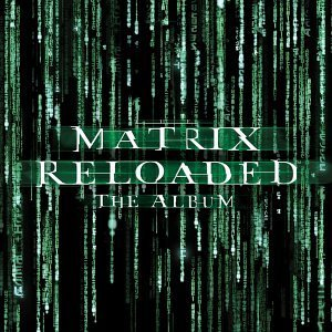 Matrix Reloaded Soundtrack Clean Version 2 CD Set