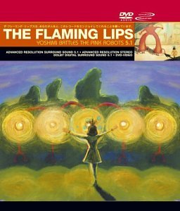 Flaming Lips Yoshimi Battles The Pink Robot Incl. Bonus DVD Audio