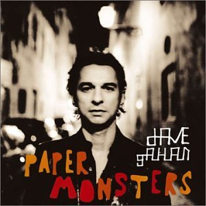 Gahan Dave Paper Monsters Incl. Bonus DVD