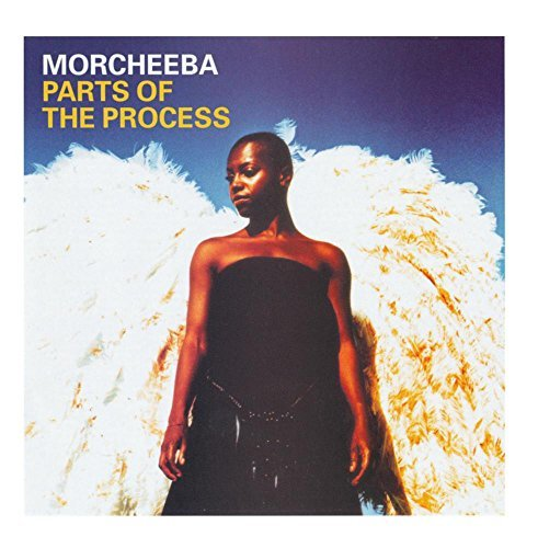 Morcheeba Parts Of The Process CD R