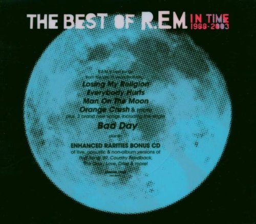 R.E.M. In Time Best Of R.E.M. 1988 2 2 CD