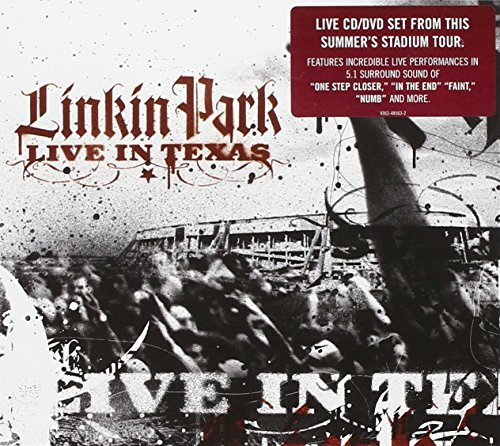 Linkin Park Live In Texas Incl. Bonus DVD