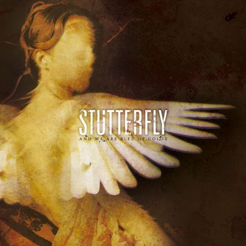 Stutterfly We Are Bled Of Color CD R