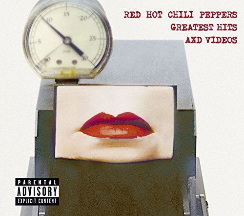 Red Hot Chili Peppers Greatest Hits Explicit Version Incl. Bonus DVD