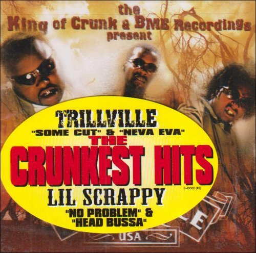 Trillville Lil Scrappy King Of Crunk & Bme Recordings Clean Version