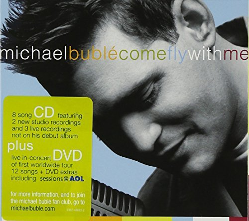Michael Bublé Come Fly With Me Digipak Incl. Bonus DVD