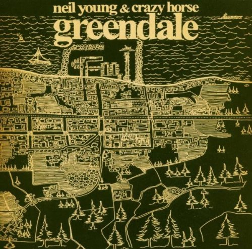 Neil Young Greendale Incl. Bonus DVD