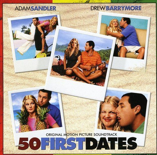50 First Dates Soundtrack Import Eu