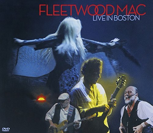 Fleetwood Mac Live In Boston Incl. 2 Bonus DVD