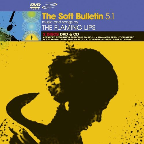 Flaming Lips Soft Bulletin 5.1 Incl. Bonus DVD