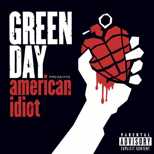 Green Day American Idiot Explicit Version