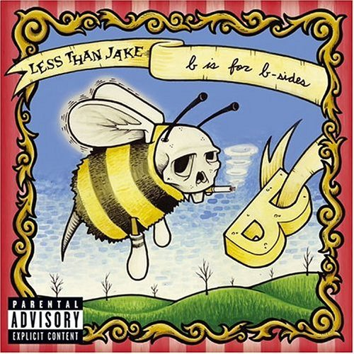 Less Than Jake B Is For B Side Explicit Version