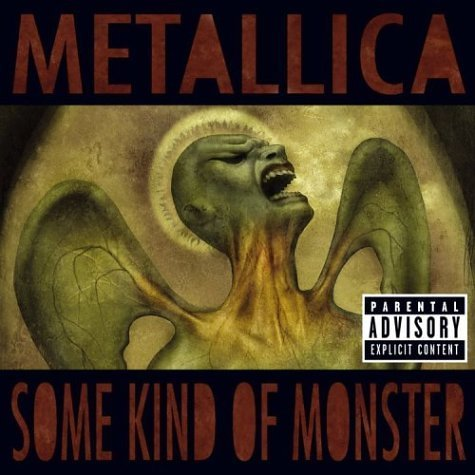 Metallica Some Kind Of Monster Ep Explicit Version Incl. Large T Shirt
