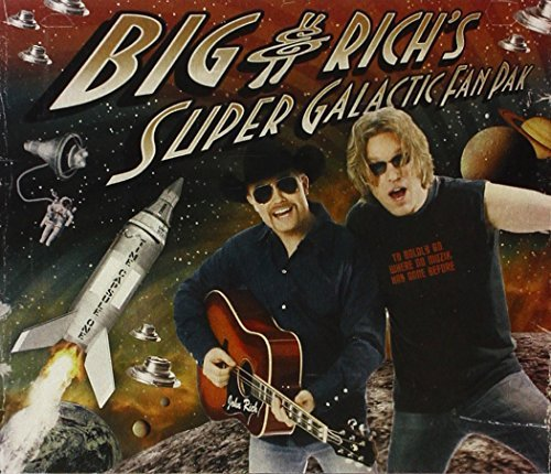 Big & Rich Big & Rich's Super Galactic Fa Incl. Bonus DVD