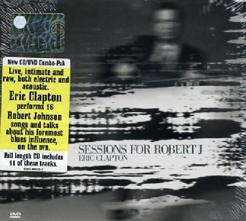 Eric Clapton Sessions For Robert Incl. Bonus DVD