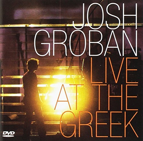 Josh Groban Live At The Greek Incl. Bonus DVD