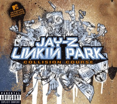 Jay Z Linkin Park Collision Course Explicit Version Incl. Bonus DVD