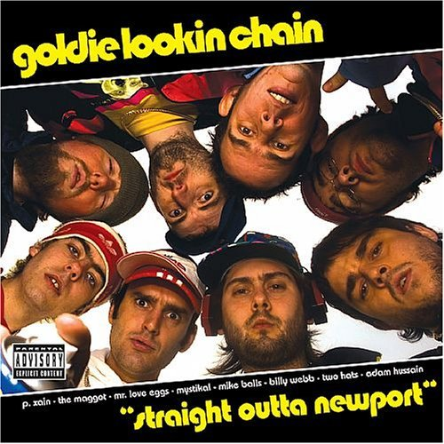 Goldie Lookin Chain Straight Outta Newport Explicit Version