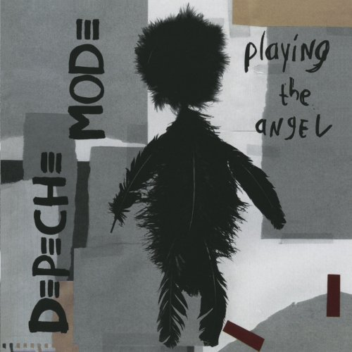 Depeche Mode Playing The Angel CD R