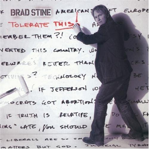 Brad Stine Tolerate This CD R