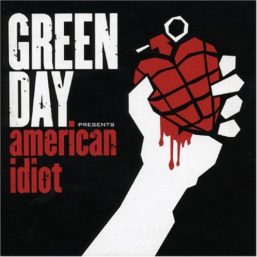 Green Day American Idiot Special Edition Import Eu Incl. Vcd