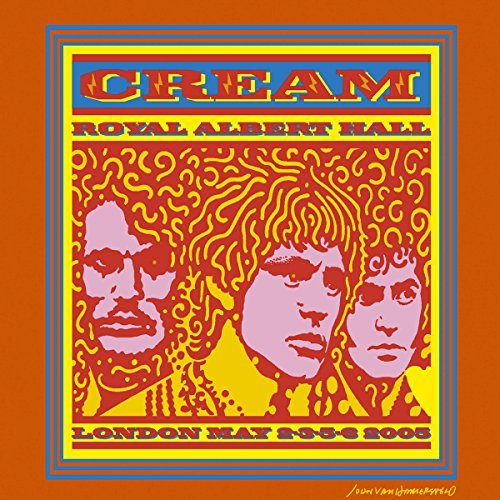 Cream Royal Albert Hall London May 2 2 CD Set