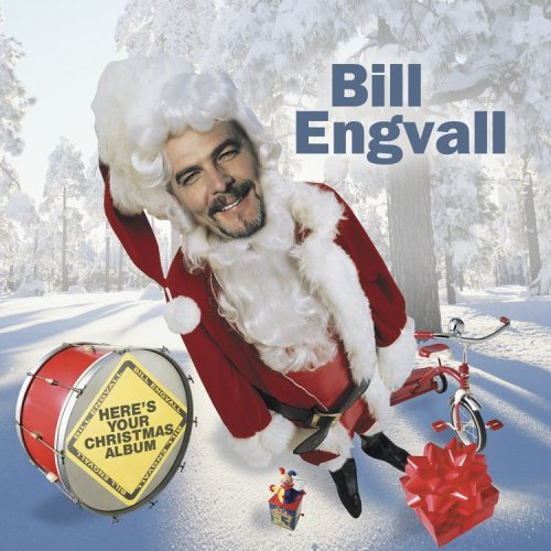 Bill Engvall Here's Your Christmas Album Enhanced CD