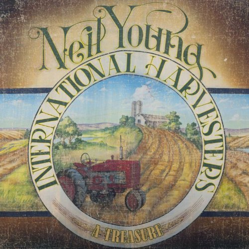 Neil International Harve Young Treasure 2 Lp Incl. Download