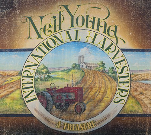 Neil Young International Harvesters Treasure