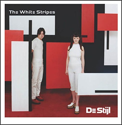 White Stripes De Stijl