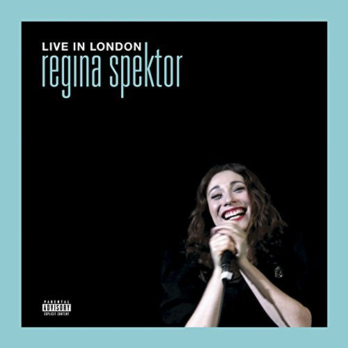 Regina Spektor Live In London Explicit Version 2 Lp