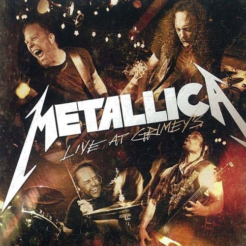 Metallica Live At Grimey's