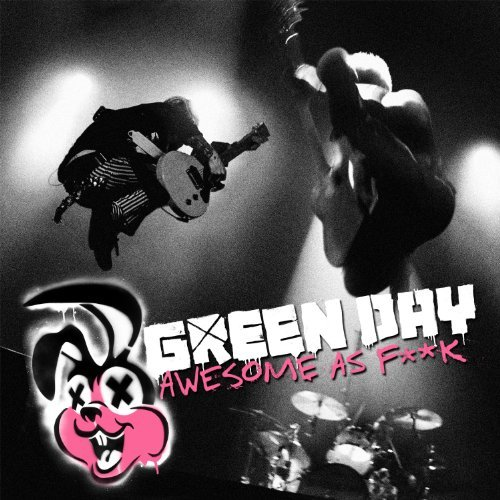 Green Day Awesome As F**k Explicit Version Incl. DVD