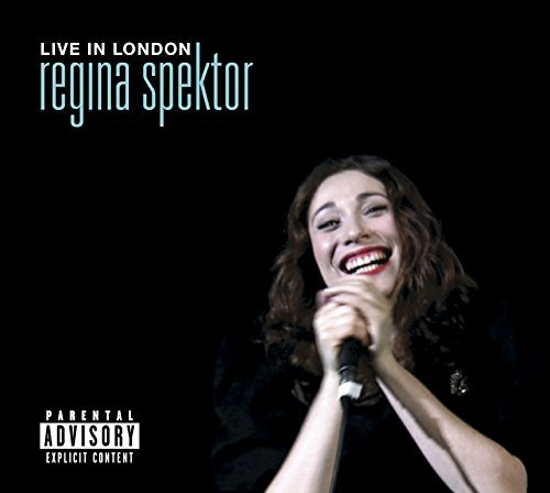 Regina Spektor Live In London Explicit Version Incl. DVD