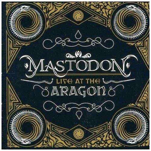 Mastodon Live At The Aragon Incl. DVD