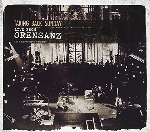 Taking Back Sunday Live From Orensanz